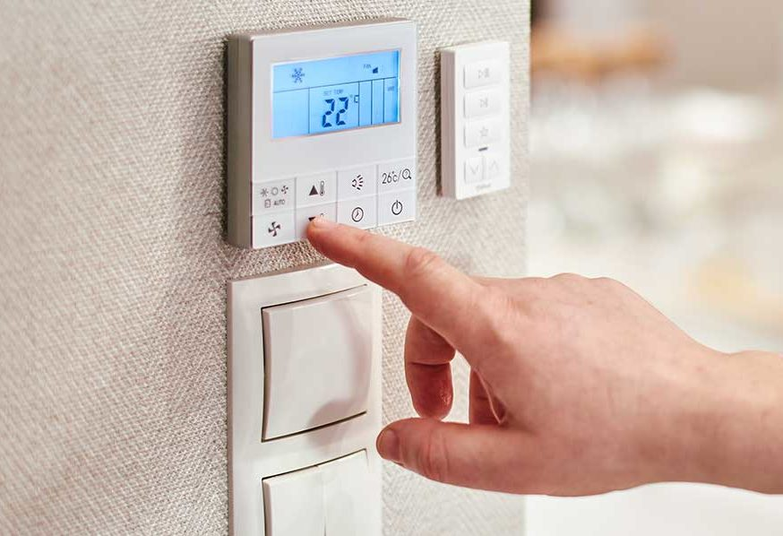Programable thermostat for for your heating system